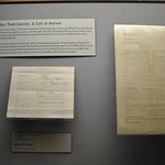 Mary Todd Lincoln Sanatorium Consignment Papers