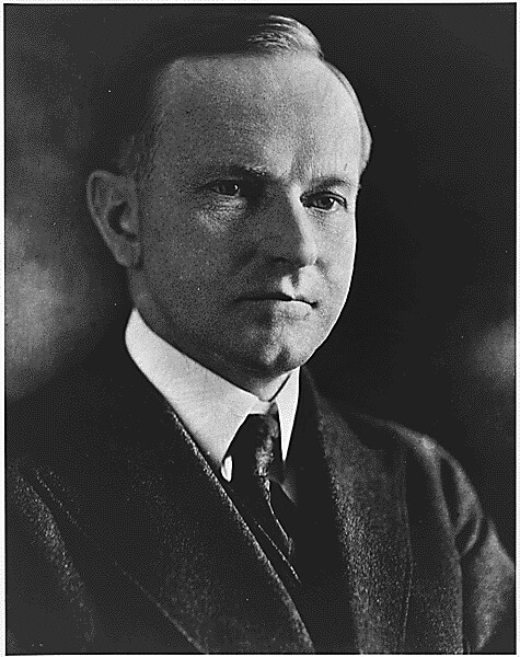 Calvin Coolidge, 1902 - 1935 from Flickr via Wylio