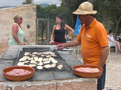 Rural Mallorca Excursion: Barbecue time!