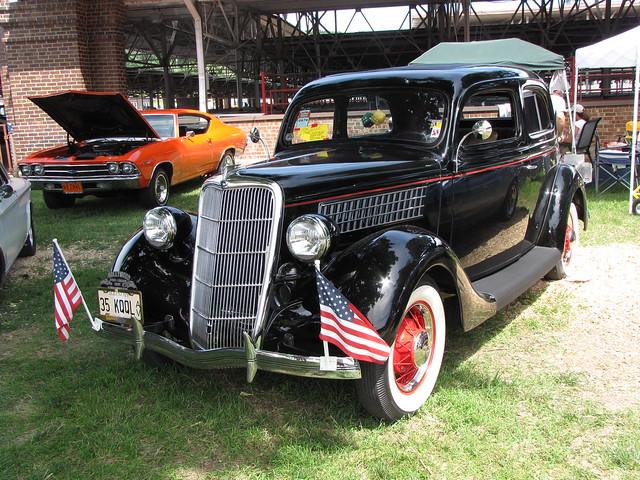 1935 ford 2 door sedan bob mundwiller dunlap il for 1935 ford 4 door sedan