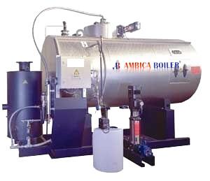 Smoke tube Package Steam Boiler by boilersmfgindia
