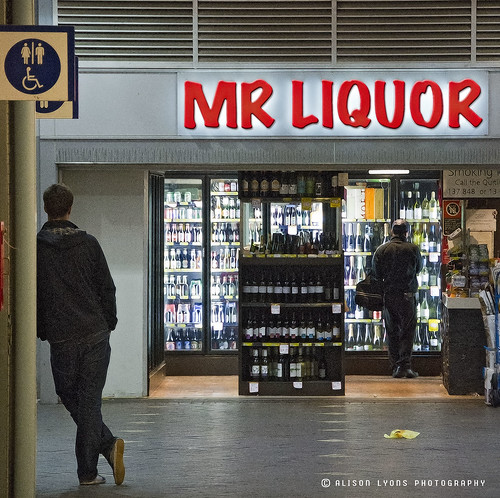 MR LIQUOR by alison lyons photography
