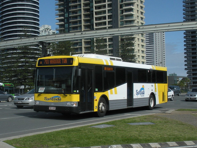 surfside bus lines gold coast flickr photo sharing. Black Bedroom Furniture Sets. Home Design Ideas