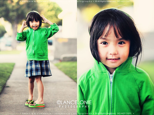 10.06.11 Blue And Green  by lancelonie, on Facebook
