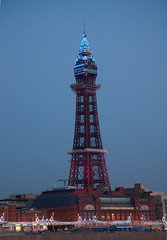 The Tower at Blackpool