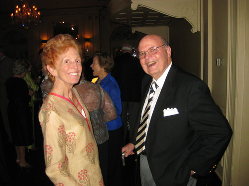 Betty Brown and John Hardcastle