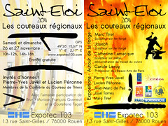 Flyer Saint-Éloi 2011