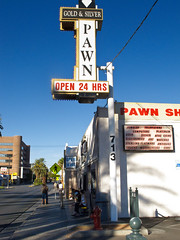 The Pawn Stars' Shop