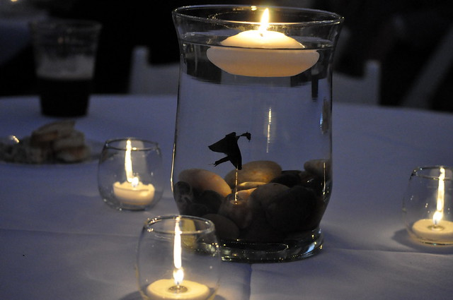 betta fish centerpieces for weddings