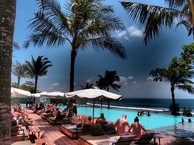 Potato Head Beach Club Bali Indonesia