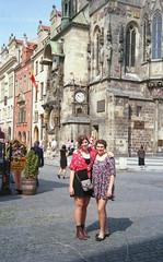 Prague Pose