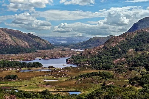 """Ladies View"" near Killarney, S.Ireland"
