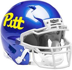 New Pitt Script Helmet Blue
