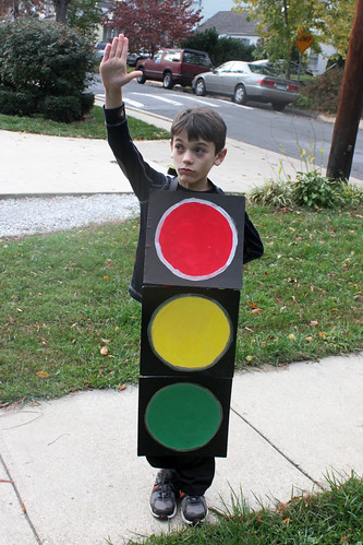 stop light halloween costume