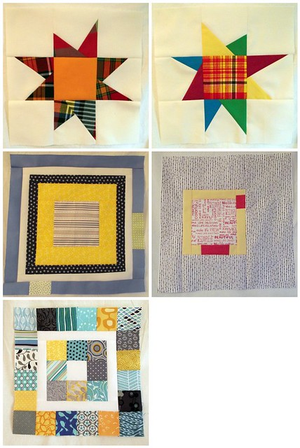 March 2011 Bee Blocks