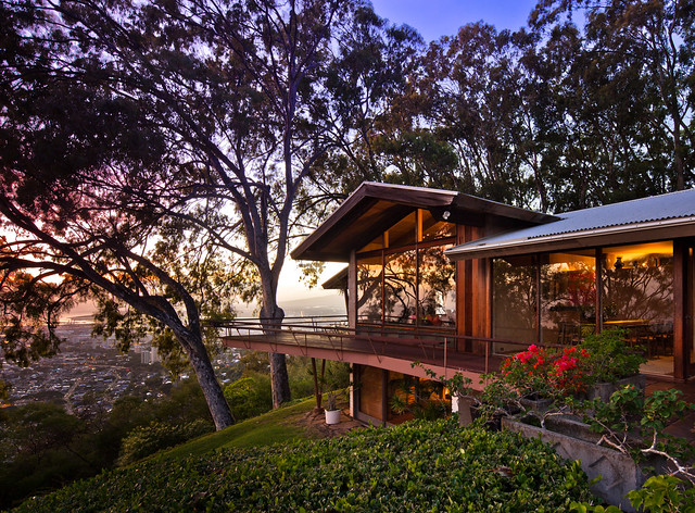Liljestrand Residence