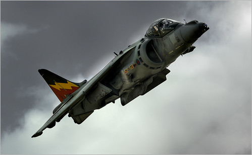 Harrier RAF HDR