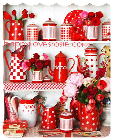 Red Decor For Kitchen: Flickr - Photo Sharing