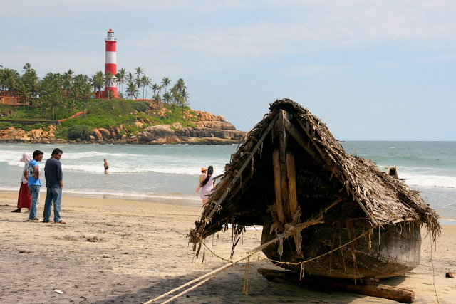 184 - Lighthouse Beach, Kovalam