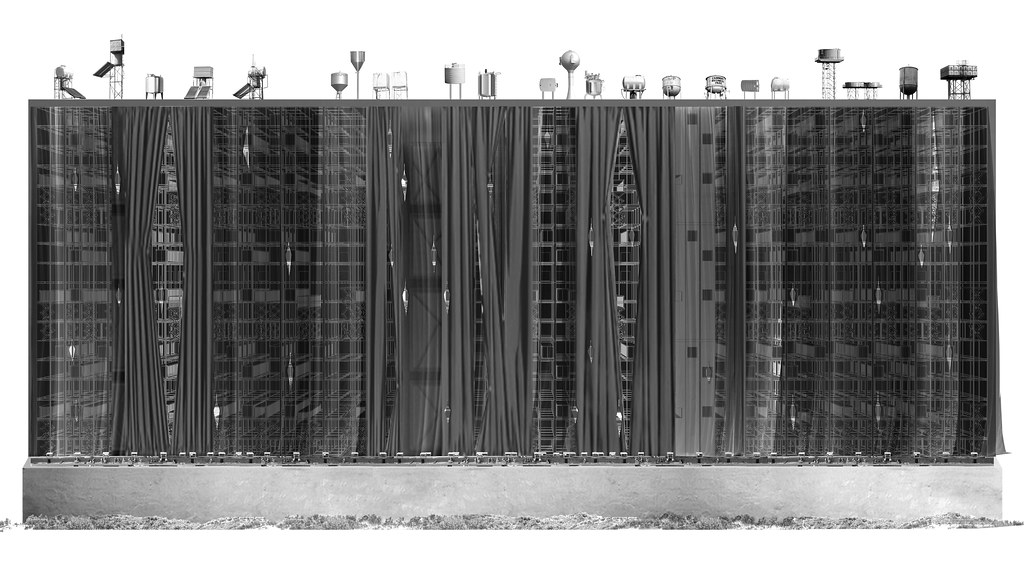 Transformable Vertical Village