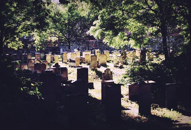Jewish cemetery, Poland
