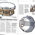 Schulman Drummer Snare Review
