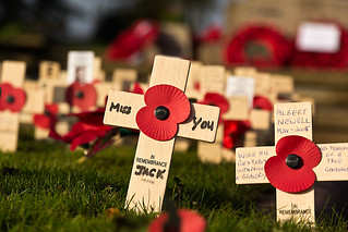 Remembrance Sunday 2011 Aldridge