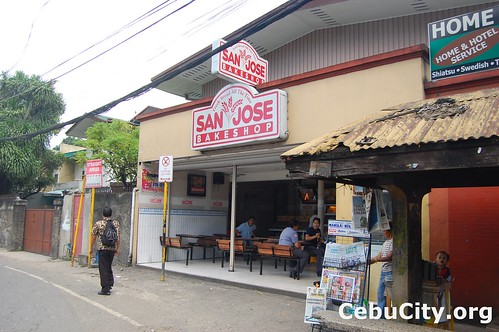 San Jose Bakeshop Cebu