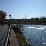 Along the Schuylkill River Trail