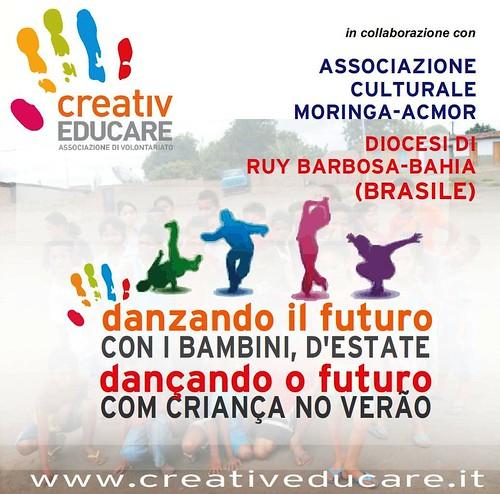 Danzando il Futuro Banner 2011
