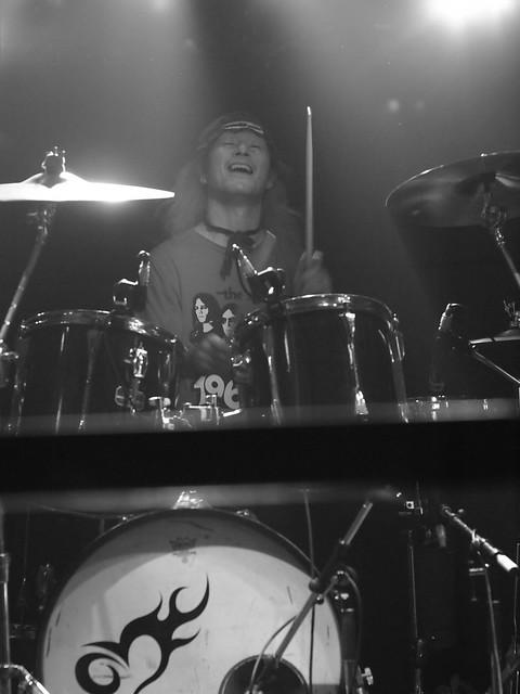 Napoleon live at Outbreak, Tokyo, 17 Nov 2011. 246