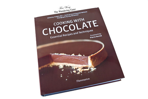 Cooking with Chocolate: Essential Recipes and Techniques (Book & DVD), edited by Frederic Bau