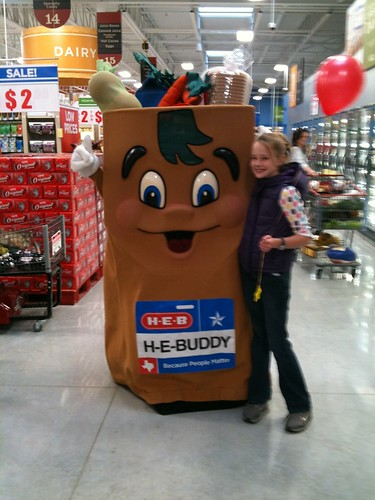 Heb buddy and some weird chick