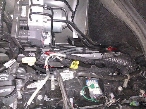 JDP Motorsports' 2010-11 SS Heater Hose 2012 Update DIY 6360368963_af77f20499