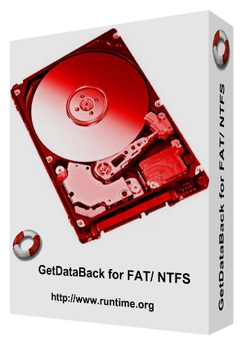 GetDataBack for FAT and NTFS v4.0.0.1 Portable