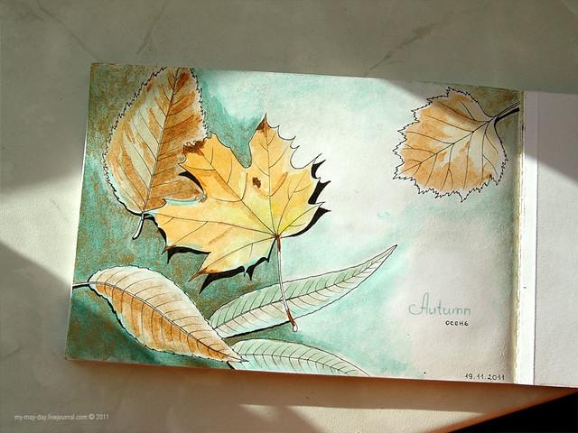 Leaves v.2