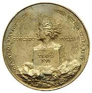 Medal Erasmus von Rotterdam obv