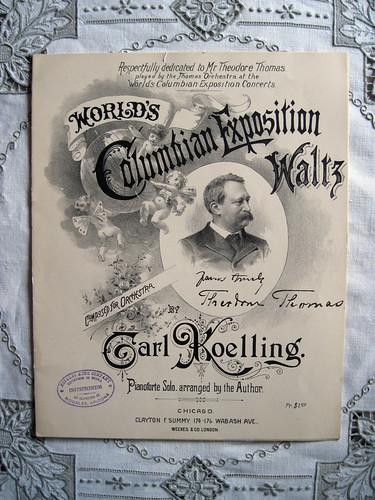 Columbian Exposition Waltz