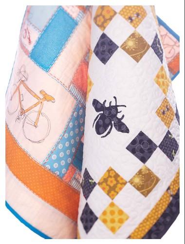 my bee quilt