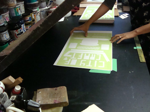 Cityofcraft_posters_printing_line_up