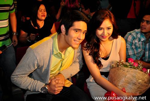 Sarah and Gerald