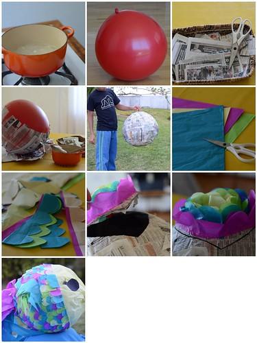 Piñata by Nadia y compañía