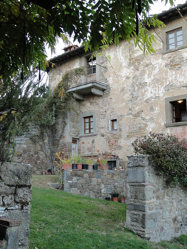 Our Apartment in Chianti