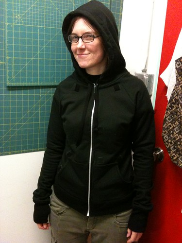 Sew Your Own Hoodie