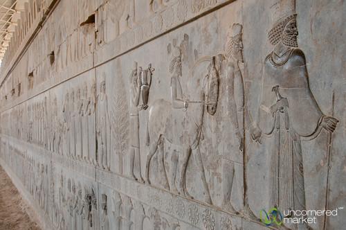 Persepolis Essays