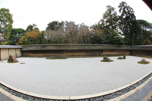 龍安寺 竜安寺 ryoanji