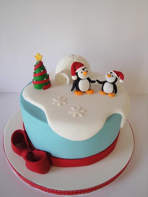 Christmas Cake Decoration Penguin : Little Penguins Flickr - Photo Sharing!