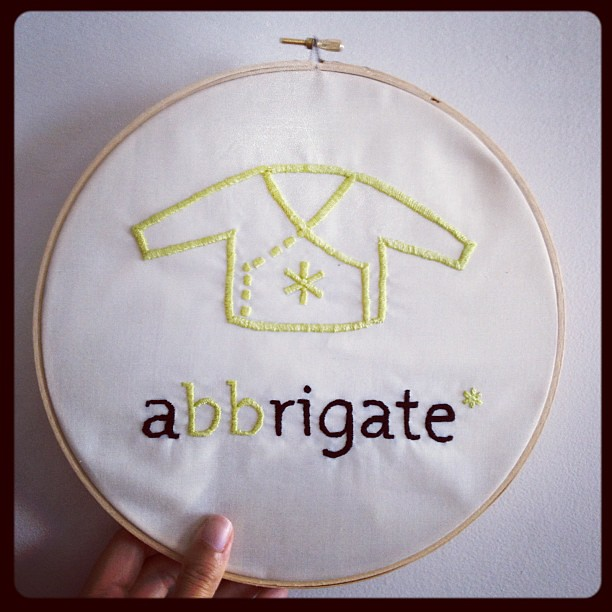 Today is the day: see you later at the Bazar! #abbrigate #embroidery #panamá #bazar