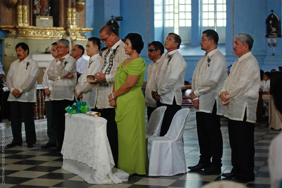 Panglao Island Wedding, Cafe Lawis Wedding