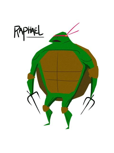 Raphael-iPad